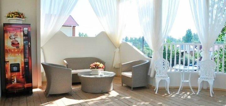 От 3 дней отдыха для семьи в июле и августе в отеле «Семейный отдых» в Затоке на Черном море