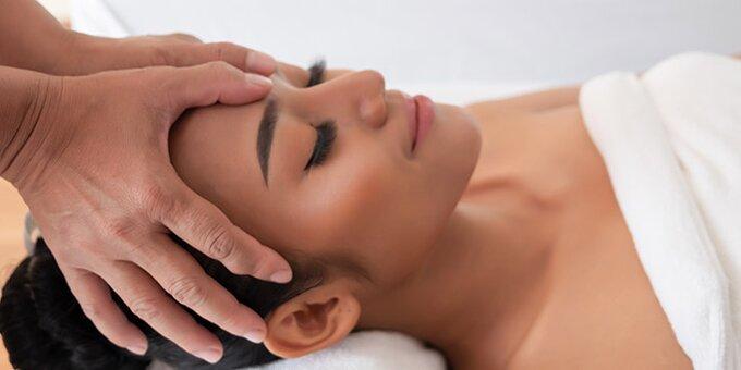 До 7 сеансів лімфодренажного або пластифікуючого масажу обличчя від косметолога-естетиста Зоряни Пазеняк