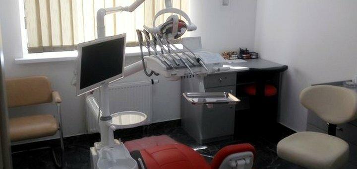 Профессиональная ультразвуковая чистка зубов «Excellent гигиена» в стоматологии «Vil.Vet»