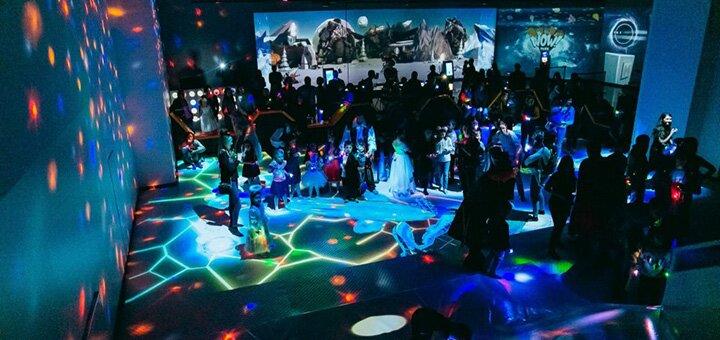 Входной билет на день в интерактивный детский парк «WOW park» в любой день в ТРЦ «ArtMall»