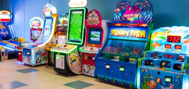 Целый день развлечений для ребенка в развлекательном комплексе Игроленд