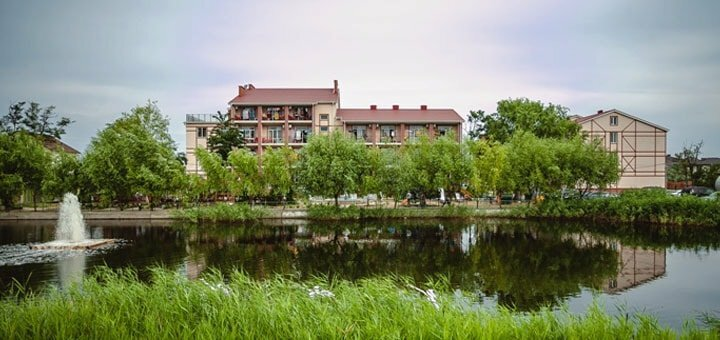 От 4 дней отдыха с посещением бассейна в отеле «Натали» в Затоке