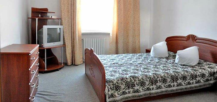 От 3 дней отдыха в бархатный сезон в отеле «Верховина» в Славском
