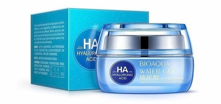 Скидка 20% на крем для лица «Water Get Hyaluronic Acid»