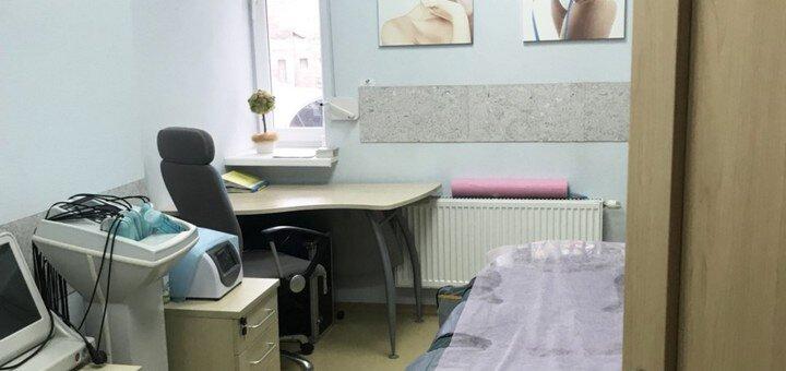 3 сеанса комбинированной чистки спины в студии красоты «Beauty Med»