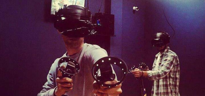 До 2 часов игры в клубе виртуальной реальности «Zeus VR»
