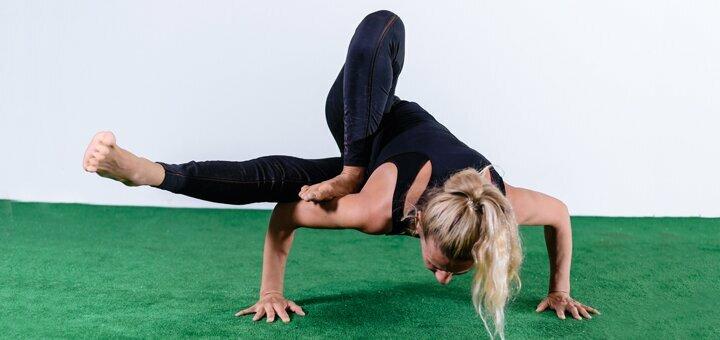 До 12 групповых занятий yoga, stretching&flexibility или trx&functional training в студии фитнеса «TERRITORIA»