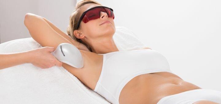 До 3 сеансів епіляції діодним лазером у клініці естетичної косметології «Ars Prime»