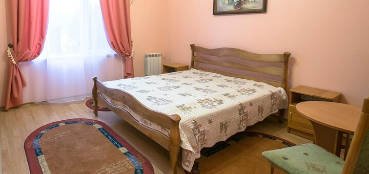 От 3 дней отдыха в лечебно-оздоровительном комплексе «Богема» в Трускавце