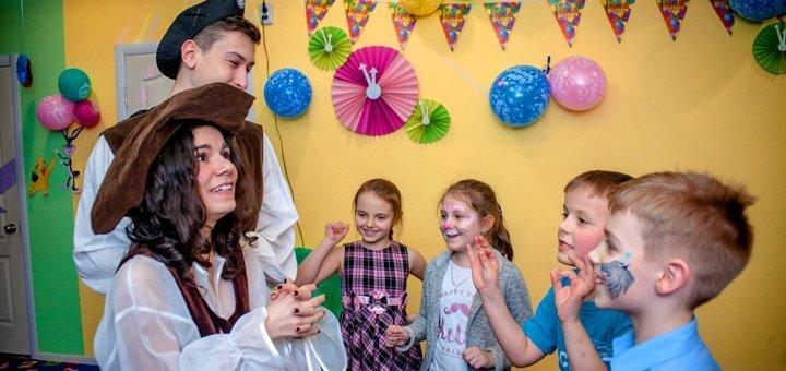День рождения ребенка или детский тематический праздник с аниматорами в детском клубе «DamiAni»