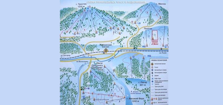 От 3 дней горнолыжного отдыха в высокий сезон в отеле «Дзвінка» в Славском