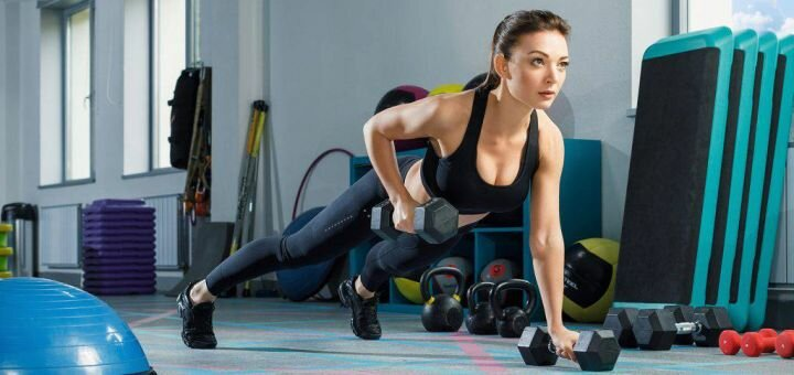 До 36 групових тренувань з функціонального тренінгу у фітнес-центрі «Плюс»