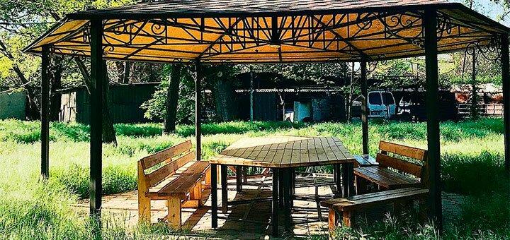 От 3 дней отдыха осенью и зимой на базе отдыха «Зеленый Кампус» в центре Одессы