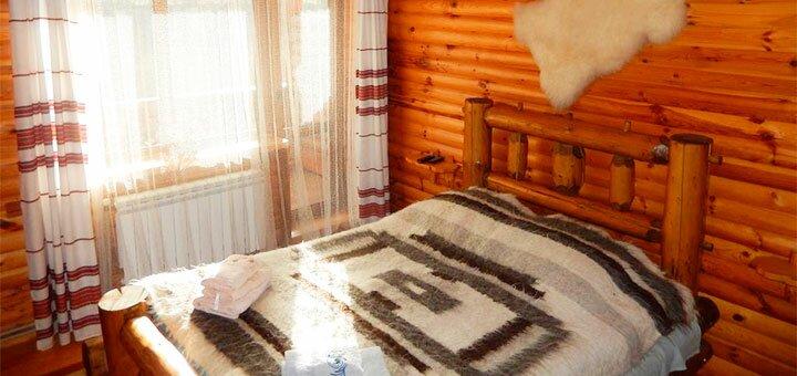 От 3 дней отдыха с питанием в отеле «Гуцульська хата» в Яремче