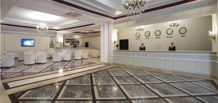 От 3 дней отдыха в отеле «Черное Море-Парк Шевченко» в Одессе