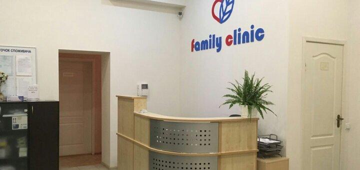 Консультация и обследование гастроэнтеролога в медицинском центре «Family Cliniс»