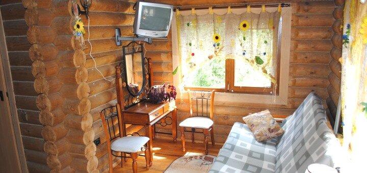 От 3 дней осенью и зимой на базе отдыха «Феникс» на Шацких озерах