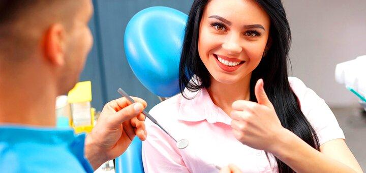 Ультразвуковая чистка зубов, Air-Flow и фторирование в центре «Респект»