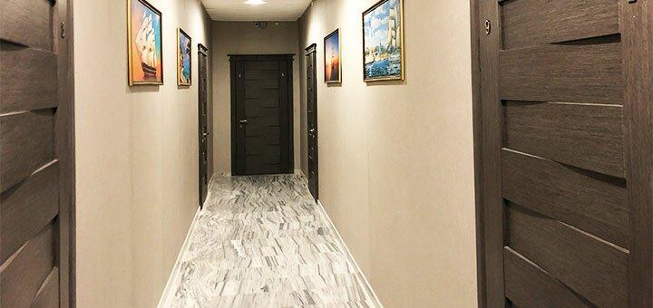 От 3 дней отдыха зимой и весной в новом отеле «SeaLine Apart-Hotel» в Одессе возле моря