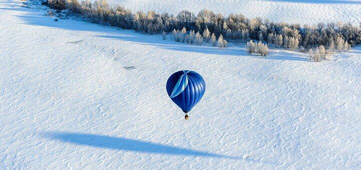 Скидка до 52% на организацию корпоратива на воздушном шаре от компании «Впечатления в подарок»