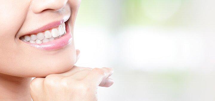 Скидка до 51% на лазерное отбеливание зубов «Magic Smile» с фторированием в «Healthy Dentistry»