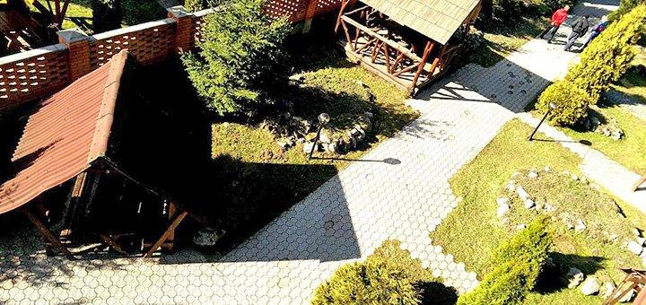 От 6 дней оздоровительного отдыха в отеле «Славутич Закарпатье» в Поляне