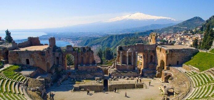 Тур на Сицилию 340 евро