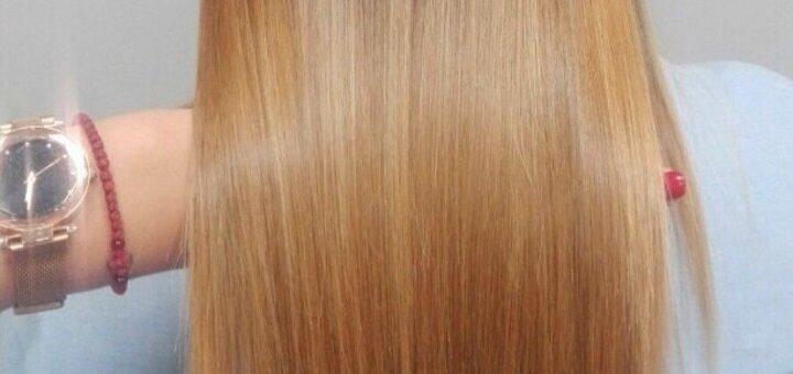Кератиновое выпрямление волос «Luxliss» в салоне красоты «Светлый облик»