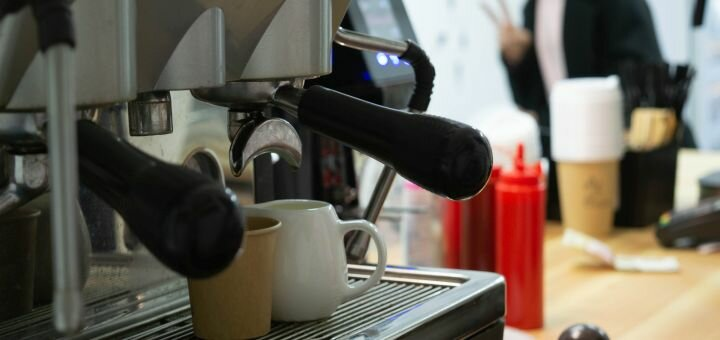 Скидка 50% на все меню напитков и десертов в кофейне «Art of Coffee»