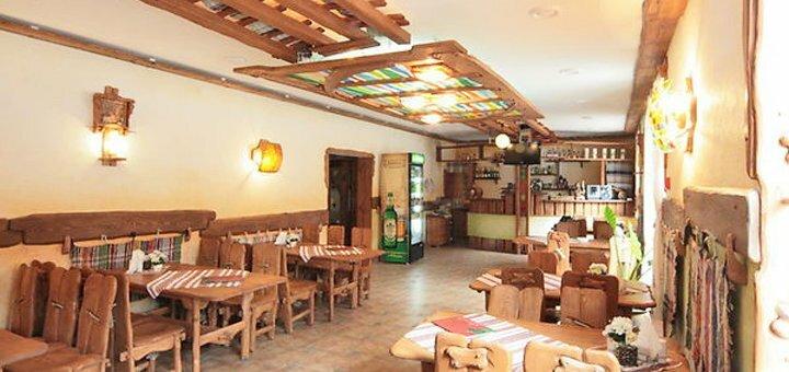 От 3 дней отдыха в январе с двухразовым питанием в отеле «Газдівська хижа» на курорте Пилипец