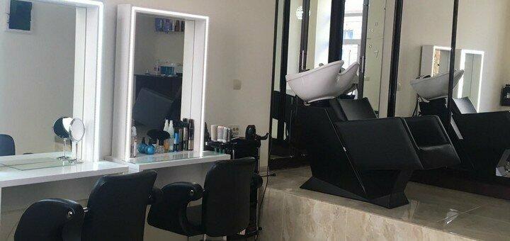 Ультразвукове відновлення, холодний ботокс, полірування та стрижка волосся у «Soul of beauty»