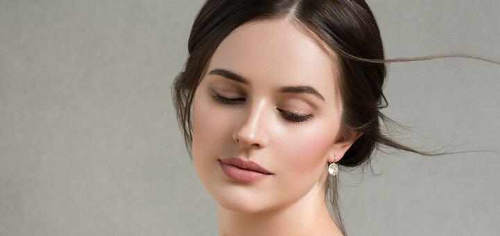 До 3 сеансов лазерного карбонового пилинга лица, шеи и декольте в сети салонов «Sun shine»