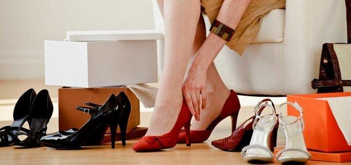 Скидка 19% на обувь от «Irene-Accessories»