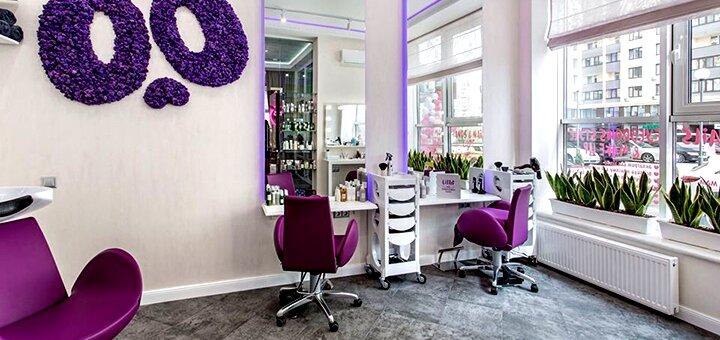 Мужская и детская стрижка с укладкой в салоне красоты «Lillo Beauty Studio»