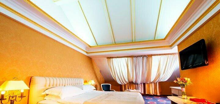 От 3 дней отдыха All Inclusive с питанием, SPA и лечением в отеле «Киевская Русь» 4* в Сходнице