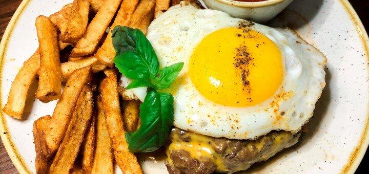 Скидка до 50% на все меню кухни и кальяны в кальян-баре «huqqabar»