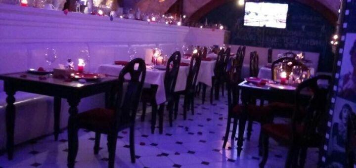 Скидка 50% на меню кухни в Одесском ресторанчике «DeVine»