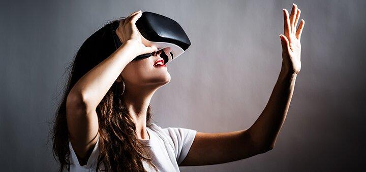 1 час игры в VR в любой день и время в клубе виртуальной реальности «Шлюз»