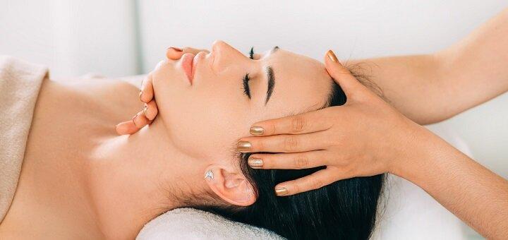 До 5 сеансов испанского массажа лица и зоны декольте от врача-косметолога Дианы Чубатой