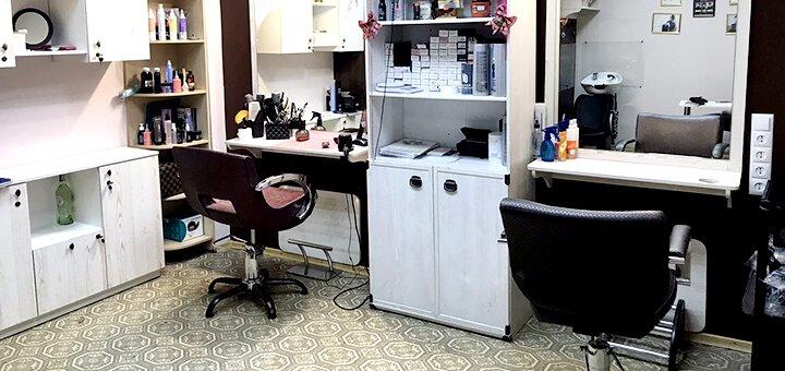 Коррекция и покраска бровей краской или хной в студии красоты «Hair Studio»