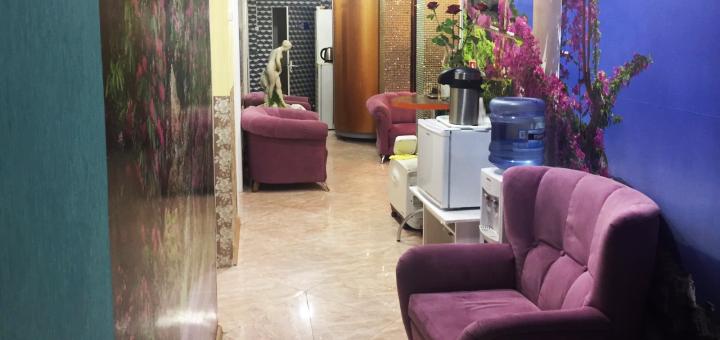 SPA-программа для лица с микродермабразией в салоне «Дана-Вита»