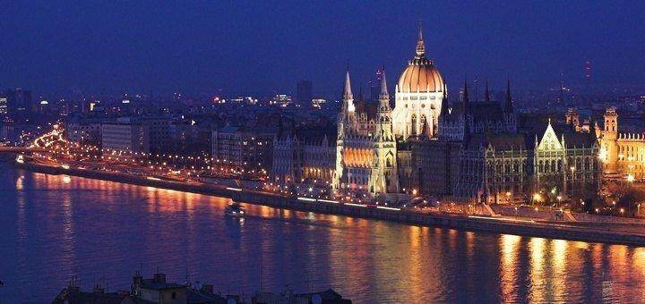 Автобусный тур в Будапешт из Киева от туристической компании «Universal Travel»