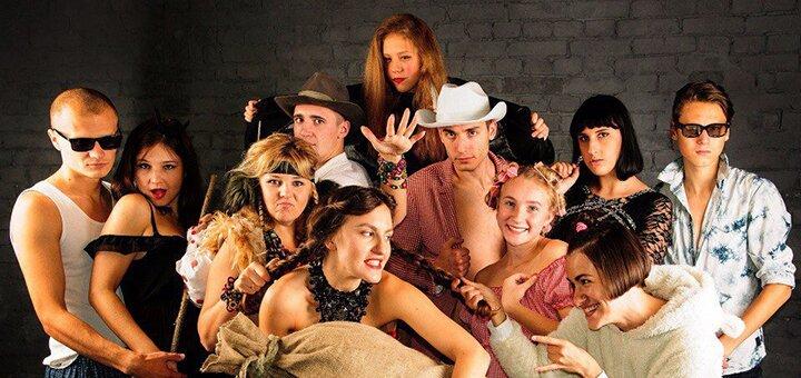 До 12 групповых занятий актерским мастерством в школе актерского мастерства «Маска»