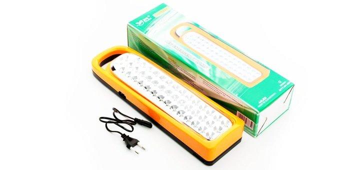 Аварийные аккумуляторные лампы (Е-27 в патрон или LED-42 диода)