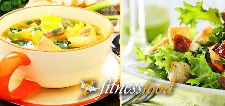 здоровое сбалансированное питание и медленное похудение