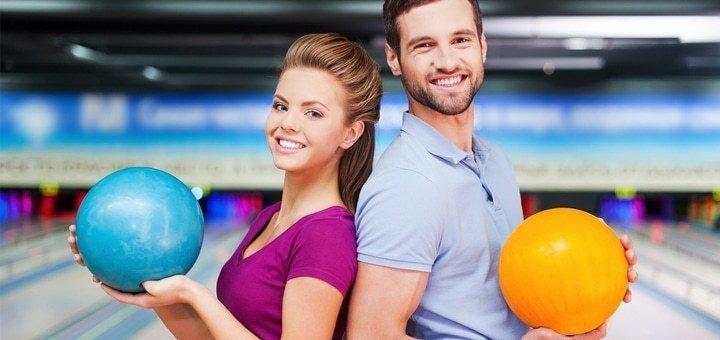 Выбей страйк! Игра в боулинг по будням или выходным в любое время в боулинг-клубе «Шторм»!