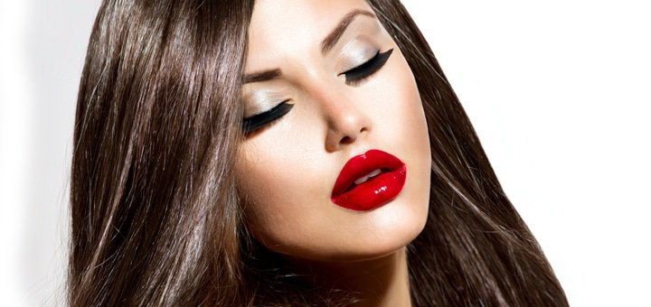 12 фото примеров яркого макияжа