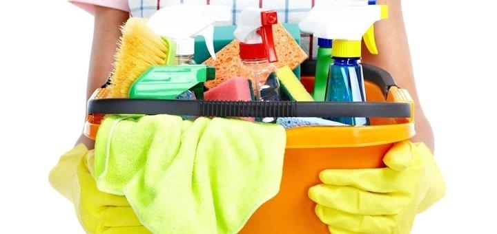 Профессиональная генеральная уборка помещения специалистами компании «Prof Clean Elephant»!